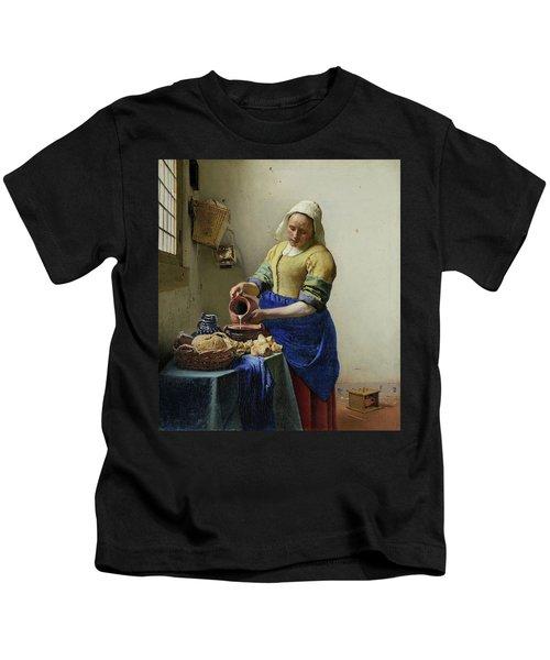 The Milkmaid  Kids T-Shirt