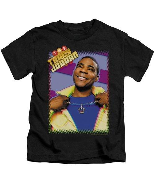 30 Rock - Tracy Jordan Kids T-Shirt by Brand A
