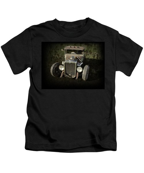 31 Chevy Rat Rod Kids T-Shirt