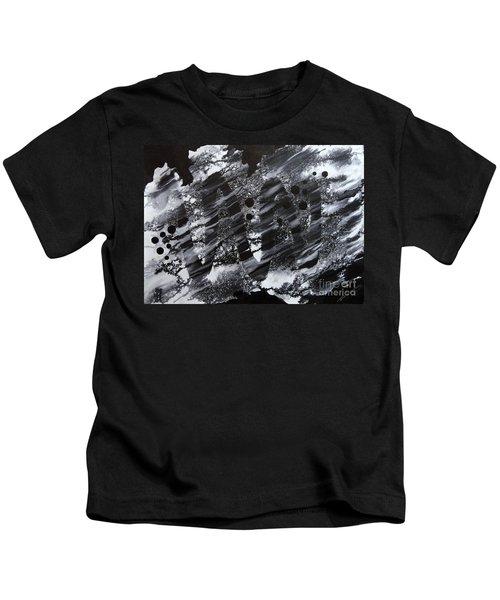 Curve Line Kids T-Shirt