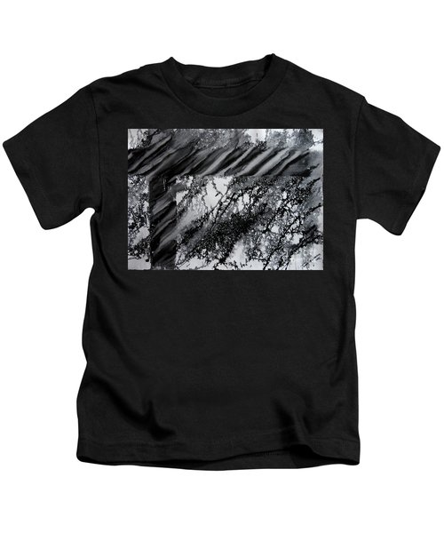 Fencing-3 Kids T-Shirt