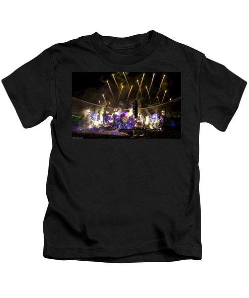 Coldplay - Sydney 2012 Kids T-Shirt