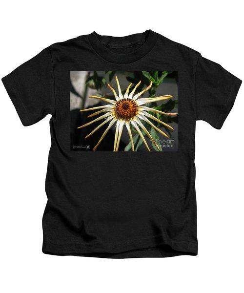 Osteospermum Named African Moon Kids T-Shirt