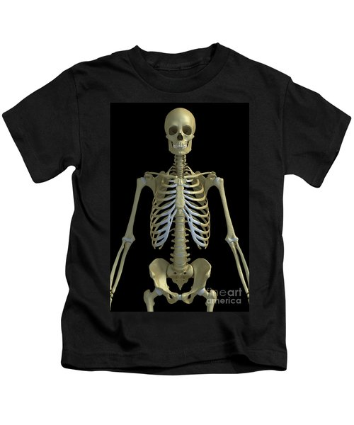 Bones Of The Upper Body Kids T-Shirt