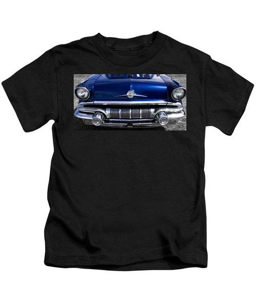 '57 Pontiac Safari Starchief Kids T-Shirt