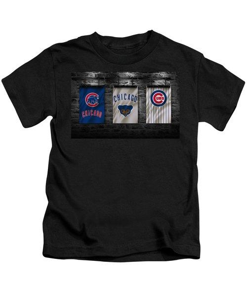 Chicago Cubs Kids T-Shirt