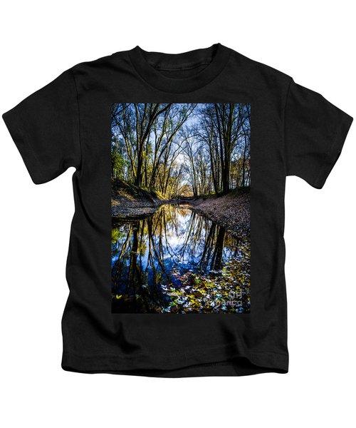 Treasure Of Leaves Kids T-Shirt