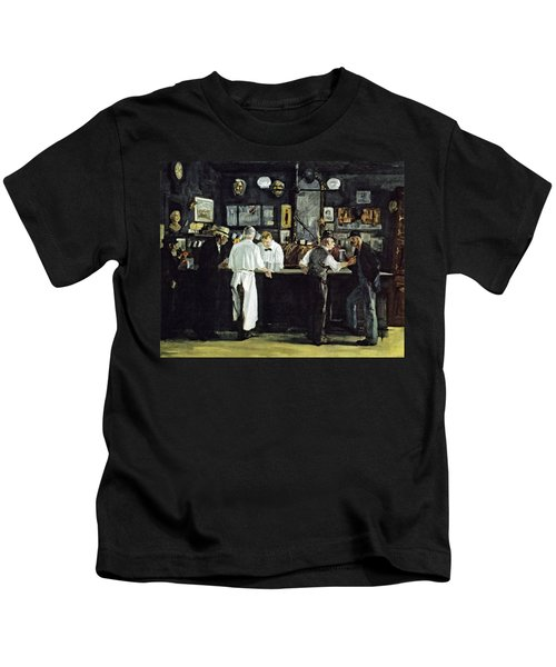Mcsorleys Bar New York Kids T-Shirt