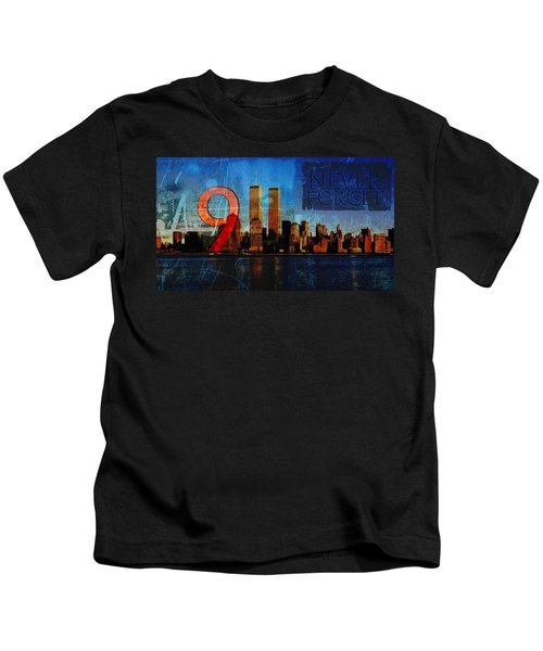 911 Never Forget Kids T-Shirt