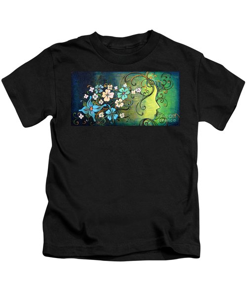 A Beautiful Mind Kids T-Shirt