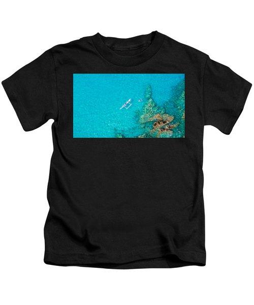 A Bird's Eye View Kids T-Shirt