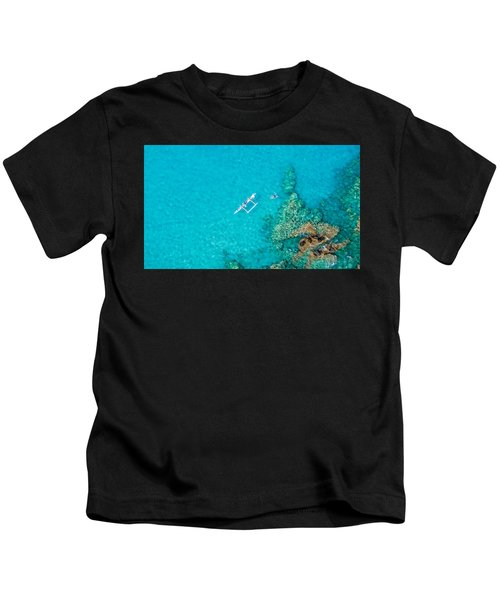 A Bird's Eye View Kids T-Shirt