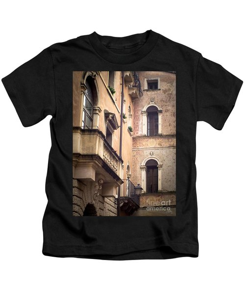 A Corner Of Vicenza Italy Kids T-Shirt