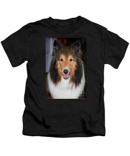 A Dog Named Beau Kids T-Shirt