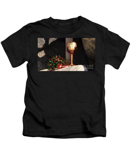 A Fine Beach Christmas Kids T-Shirt
