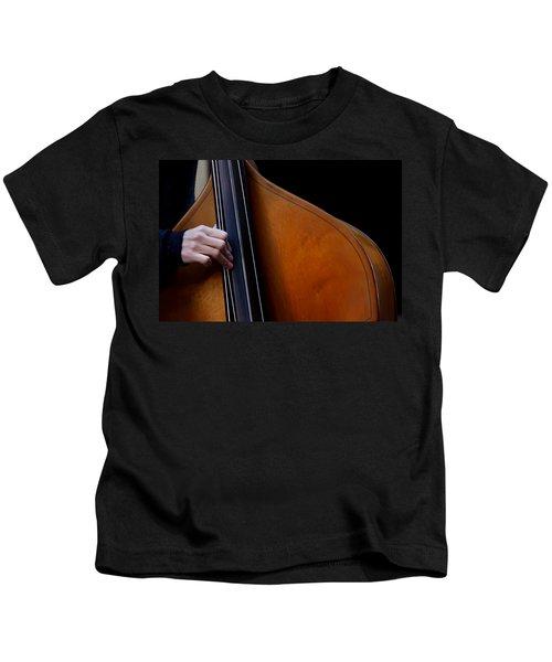 A Hand Of Jazz Kids T-Shirt