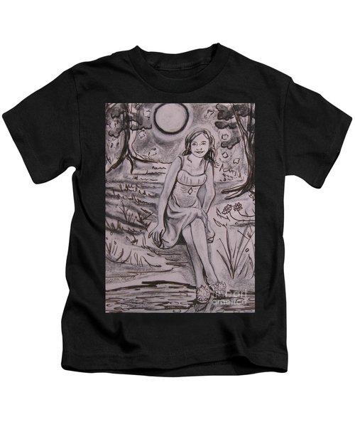 A Midsummer Night's Dream Play Kids T-Shirt