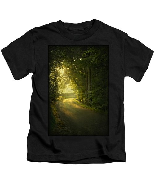 A Path To The Light Kids T-Shirt