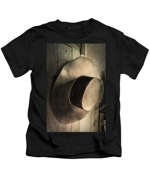 A Place To Hang Your Hat Kids T-Shirt