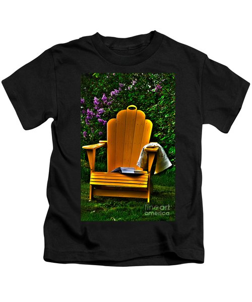 A Well Deserved Rest Kids T-Shirt