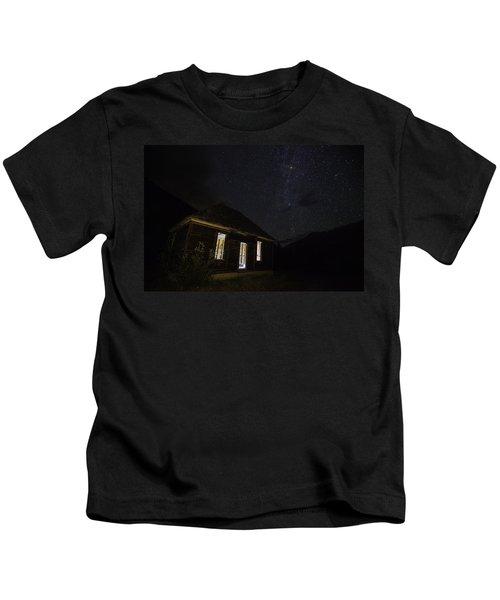 Abandoned Nights Kids T-Shirt