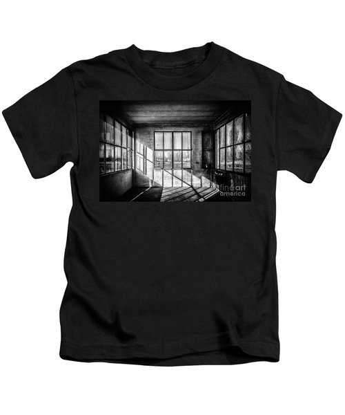 Abandoned Sugar Mill Kids T-Shirt