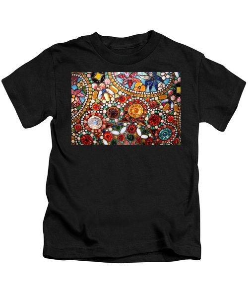 Abstract Beads Kids T-Shirt