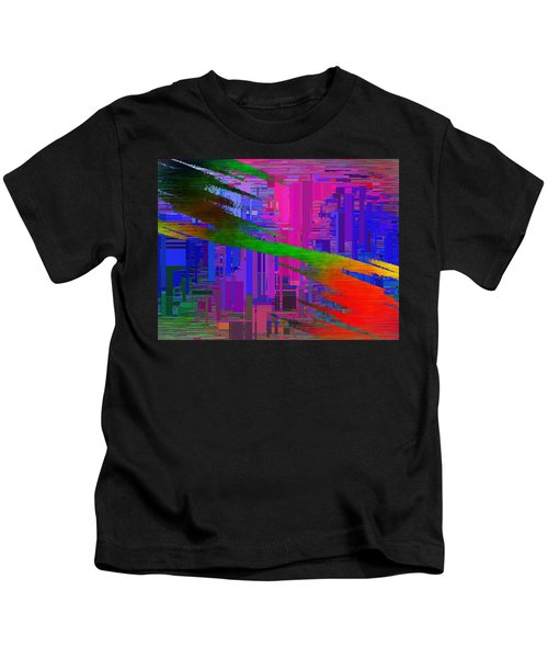 Abstract Cubed 110 Kids T-Shirt
