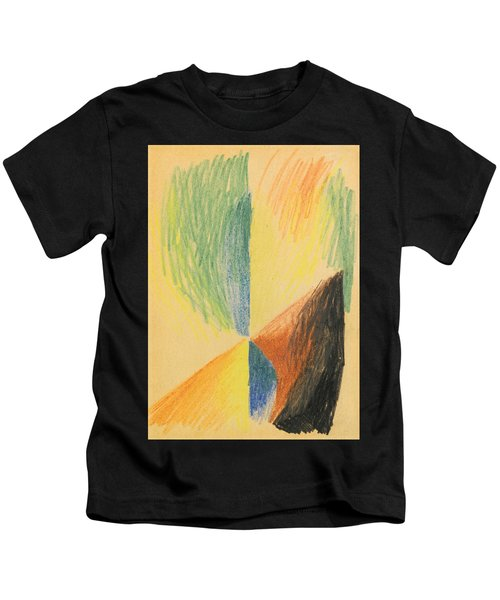 Abstract Forms Xiv Kids T-Shirt