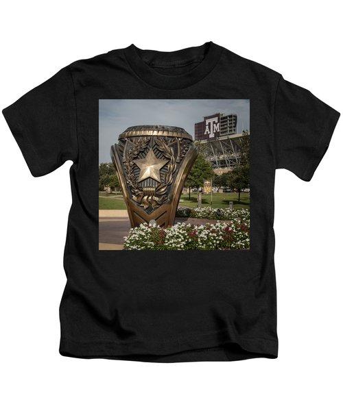 Aggie Ring Kids T-Shirt