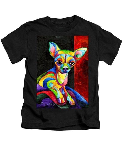 Ah Chihuahua Kids T-Shirt