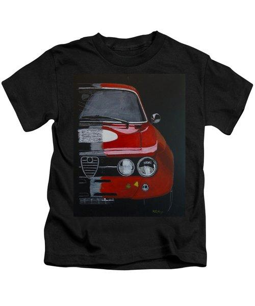 Alfa Romeo Gtv  Kids T-Shirt