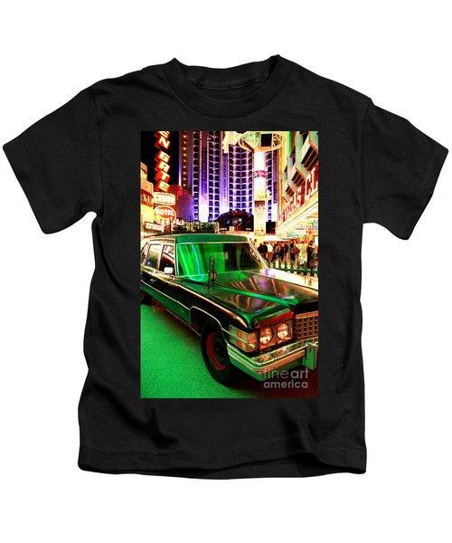 Alice Cooper's Hearse Kids T-Shirt