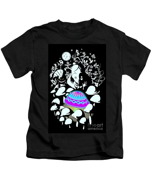 Alice's Magic Discovery Kids T-Shirt