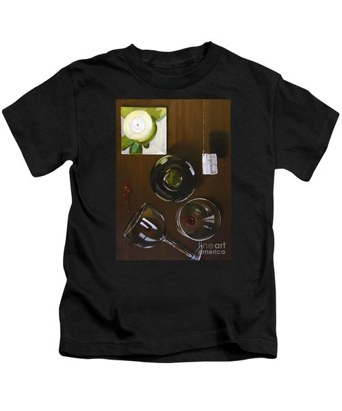 All Looked Fine From Our Perspective Kids T-Shirt