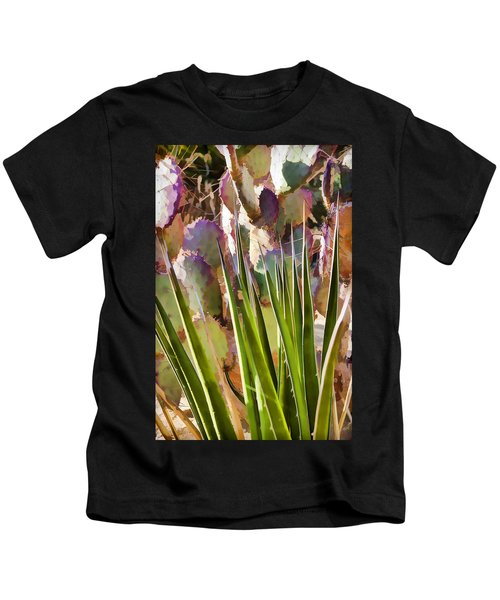 All Pointy And Sharp Kids T-Shirt