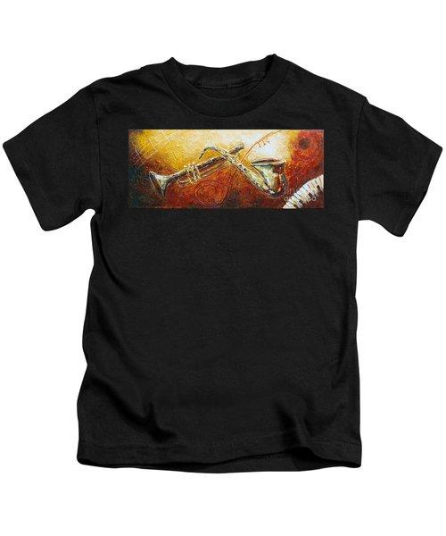 All That Jazz Kids T-Shirt