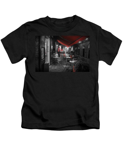 Alley Cafe Kids T-Shirt
