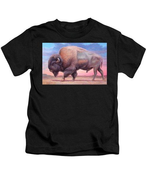 American Buffalo Kids T-Shirt