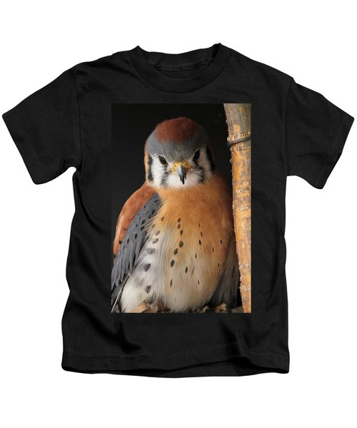 American Kestrel Kids T-Shirt