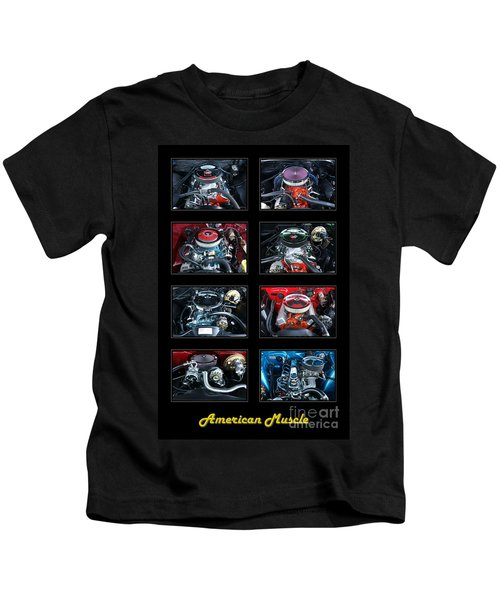 American Muscle Kids T-Shirt