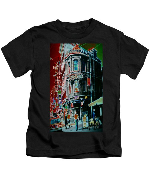 Amsterdam Abstract Kids T-Shirt