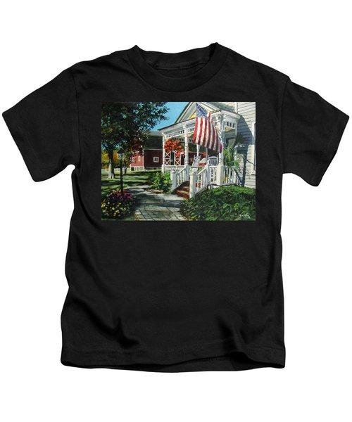 An American Dream Kids T-Shirt