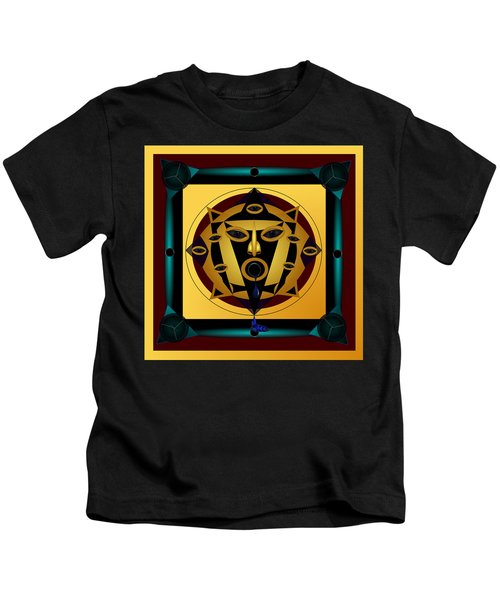 Ancient Eyes Kids T-Shirt