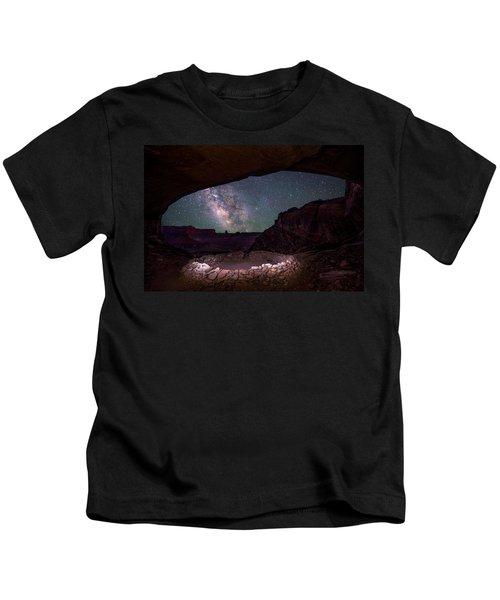Ancient Skies Kids T-Shirt