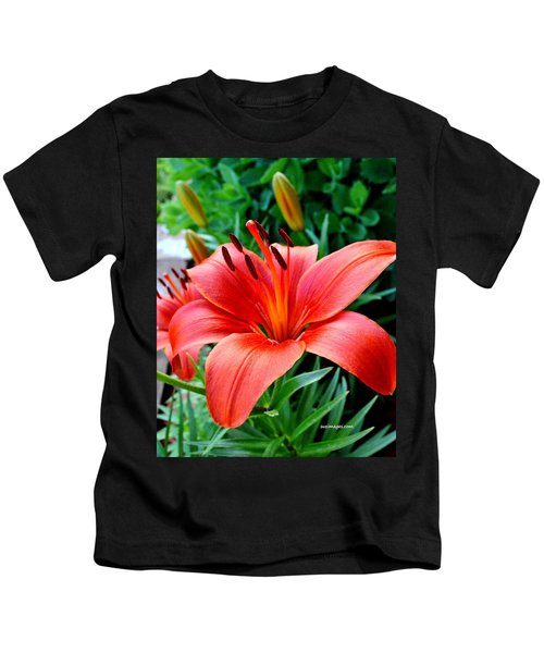 Andrea's Lily Kids T-Shirt