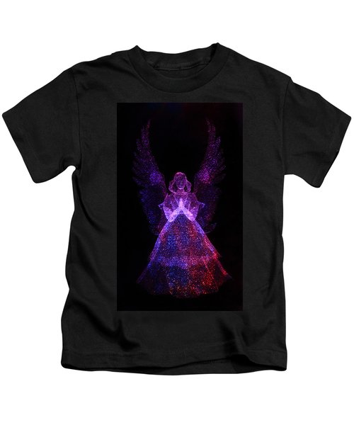 Angel Dots Kids T-Shirt
