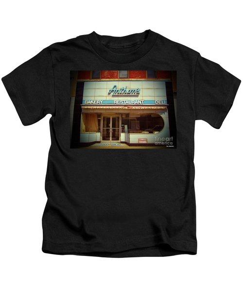 Anthon's Bakery Pittsburgh Kids T-Shirt