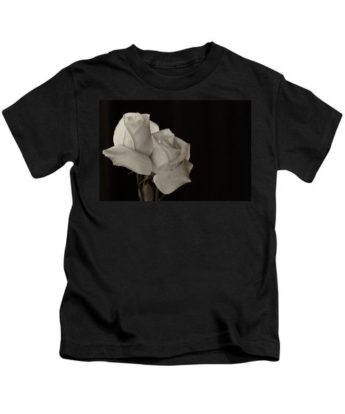Antique Roses Kids T-Shirt