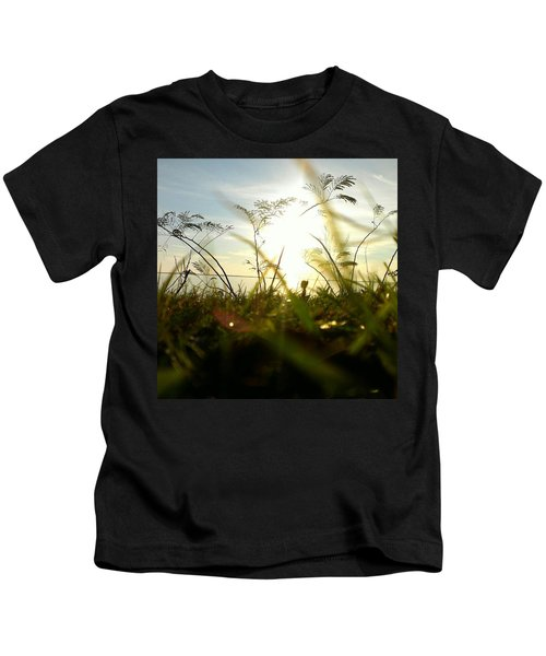 Ant's Eye View Kids T-Shirt